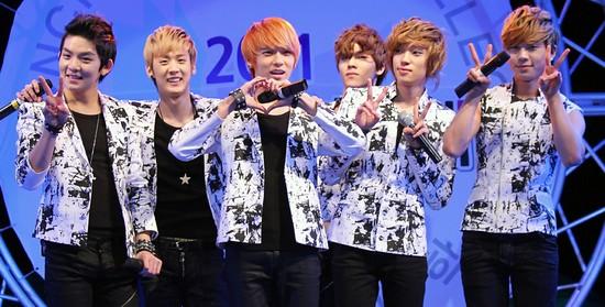 Teen Top lança seu primeiro trabalho de 2012