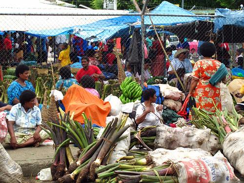 Nadi Market Fiji