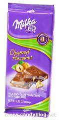 Milka Chopped Hazelnut
