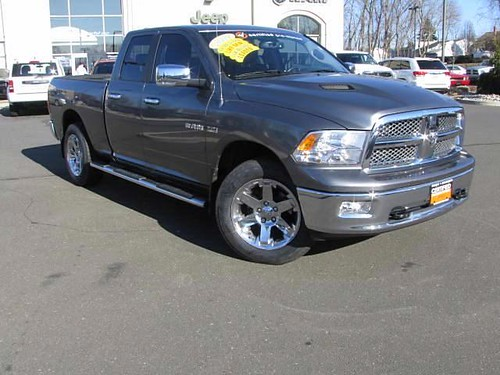 2009 Dodge Ram- Exterior Front Side View- Branford Connecticut