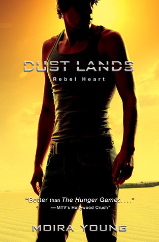 October 30th 2012 by Margaret K. McElderry                Rebel Heart (Dust Lands #2) by Moira Young
