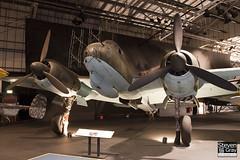 PJ876 - 360043 - Luftwaffe - Junkers JU88 R-1 - 080203 - RAF Museum Hendon - Steven Gray - IMG_7362