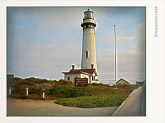 Postcards. Pigeon Point Lighthouse