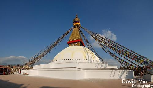 Kathmandu, Nepal - Boudhanath Temple by GlobeTrotter 2000