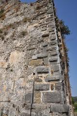 Policastro Bussentino (Itálie, Campania, Salerno), castello