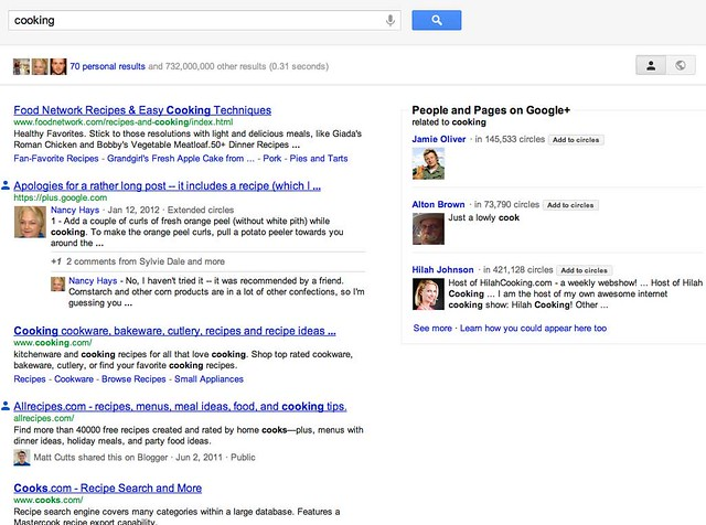 Google+-personal-search-results
