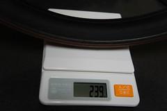 パナレーサー ミニッツタフPTの重量