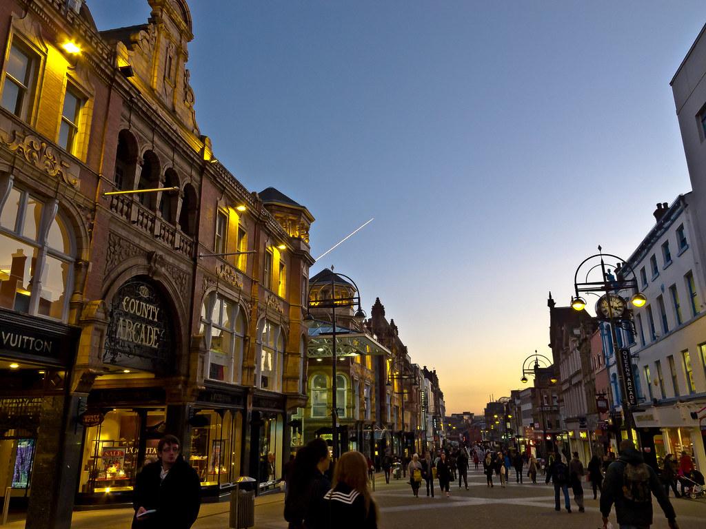 günstigsten Sprachreisedestinationen: Leeds