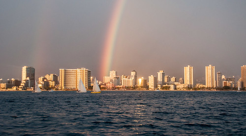 Honolulu Rainbows