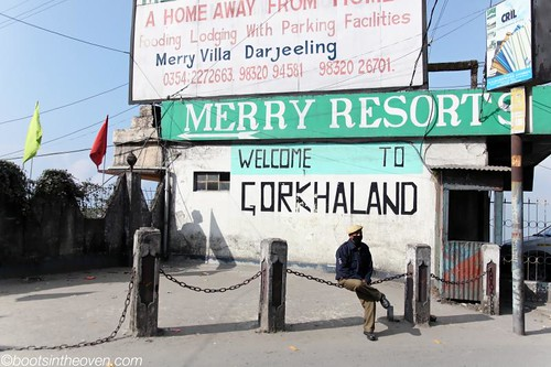 Welcome to Gorkhaland!