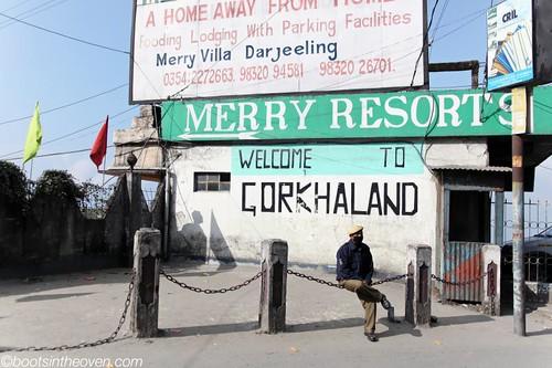 Welcome to Gorkhaland!