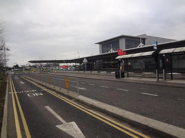 Aeroporto Internacional de Belfast, Irlanda do Norte