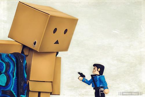 danbo y spock