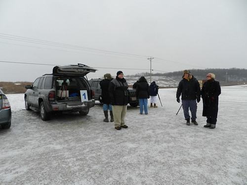 erik and cold birders