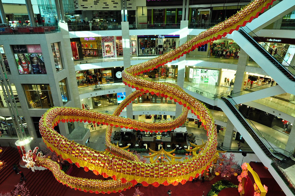 Chinese New Year at Pavilion KL ...