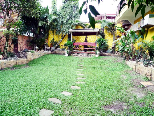 Keni Po Rooms - garden