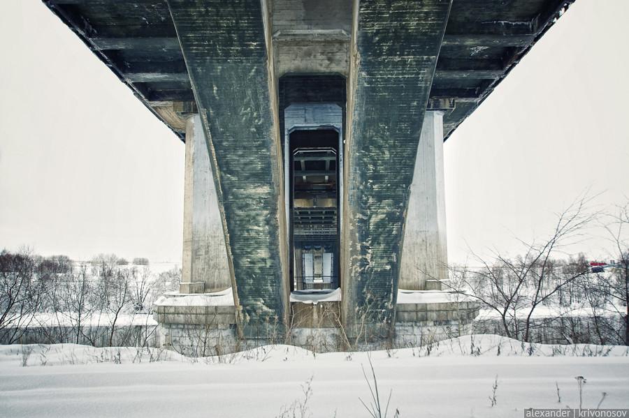 Неверовский мост со стороны