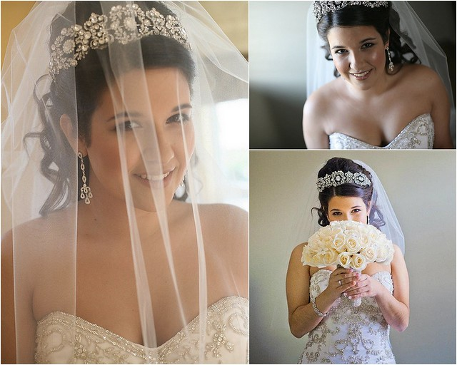Lisa & Jason, bridal hair accessory - Bridal Styles Boutique