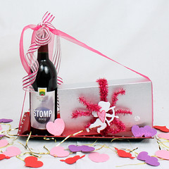Cupids Arrow Valentine's Day Gift Basket