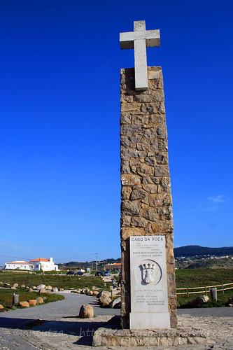 foto immagine monumento Cabo da Roca Portogallo Portugal