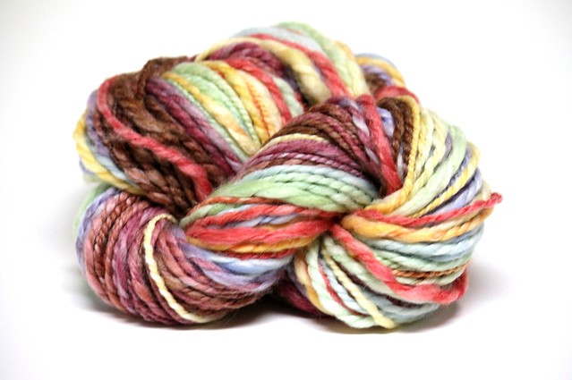 Handspun Yarn Subscription~~3 months