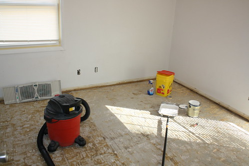 New office-floor removed