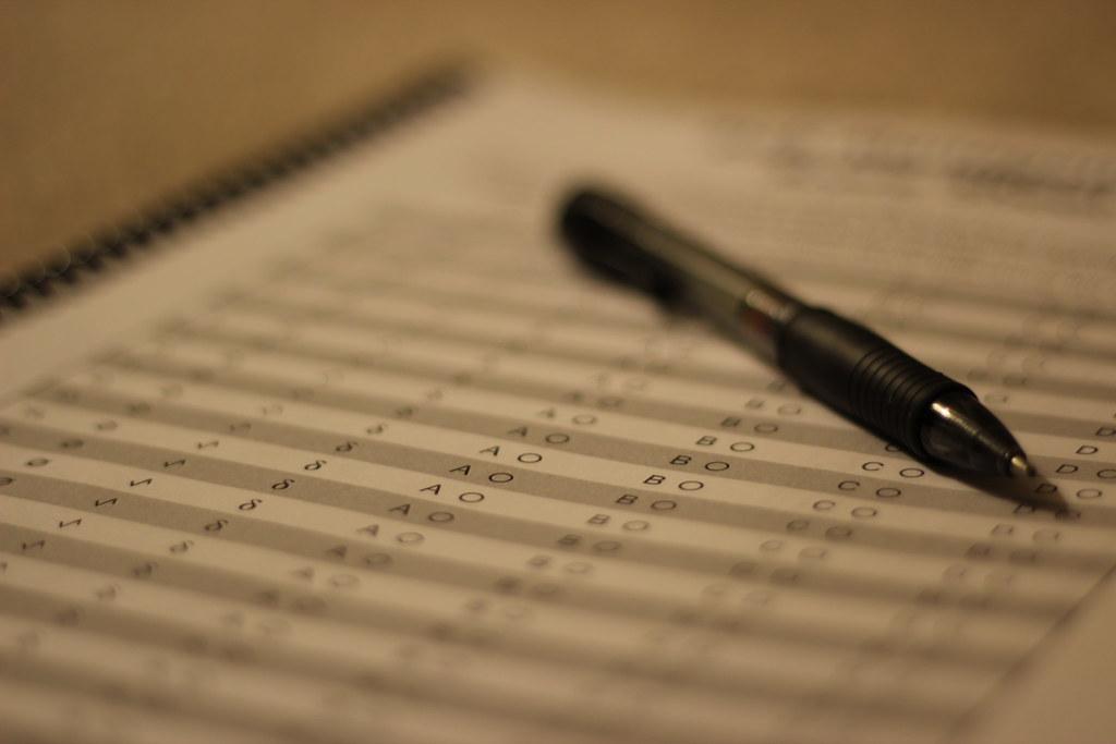 20/365: Exams