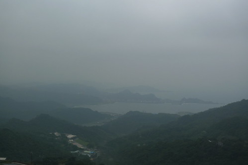 View from Juifen, Taiwan