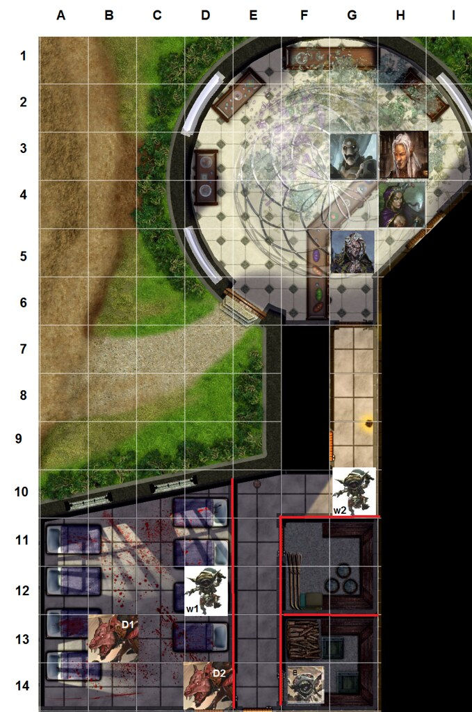 Rise of The Runelords 1 - Burnt Offerings - Page 6 6737507851_4a3a1eabc8_b