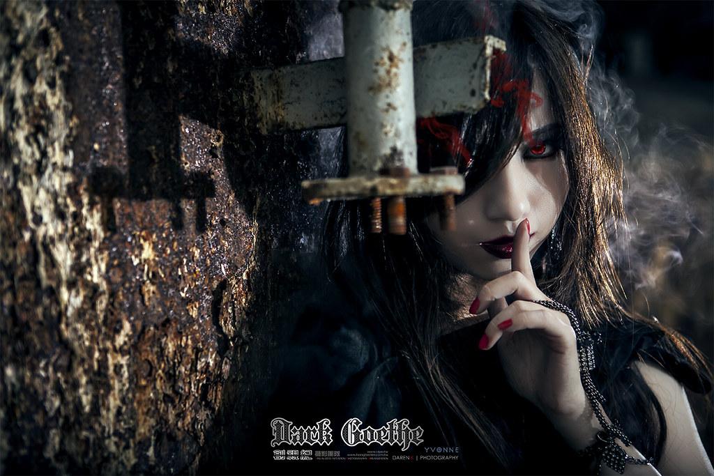 Dark Goethe | 珮瑜