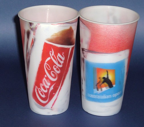 Coca-Cola Cups by hytam2