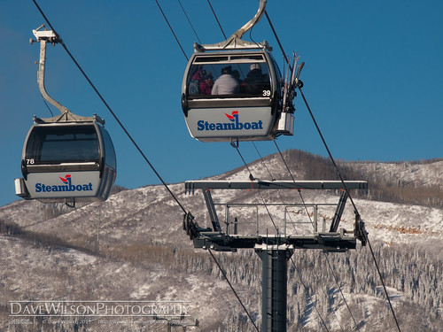 Gondola, Steamboat Springs