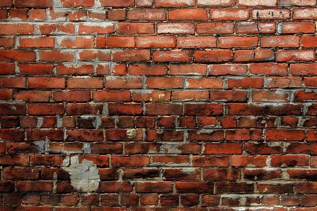 old brick wall Flickr Photo Sharing
