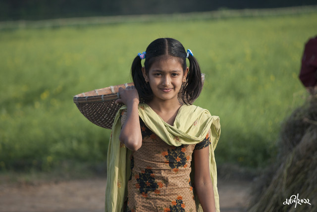 Images of Village Girl