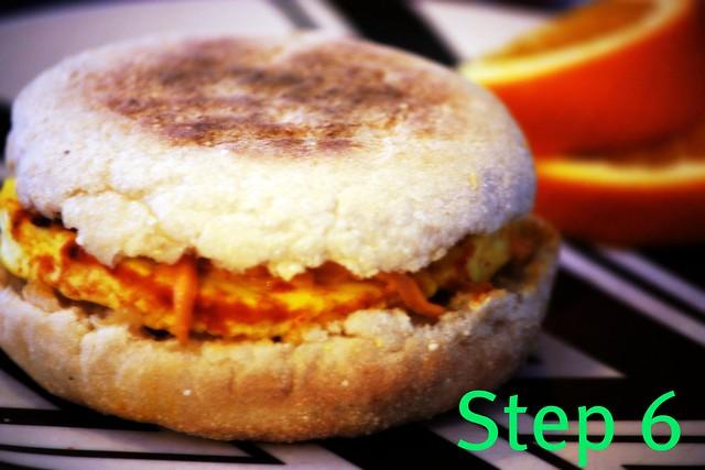 Breakfast sandwich2
