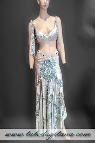 vestido tarantino