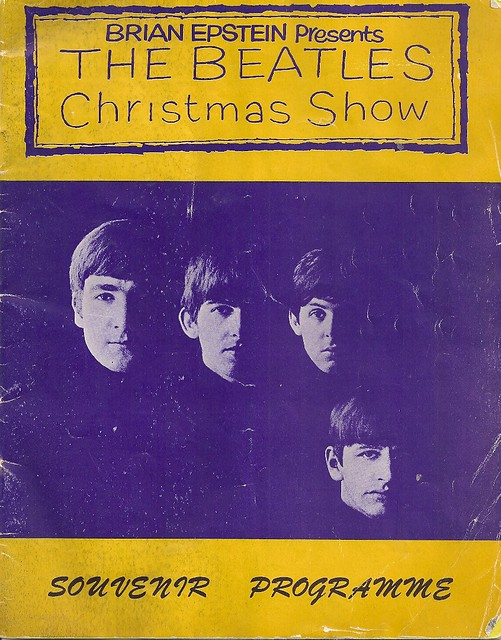 01 - The Beatles Christmas Show (Front cover)