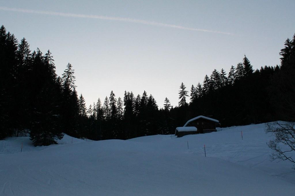 Rundweg Leiterli - Loipe , Lenk im Simmental - 59