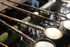 宝登山神社の御手水