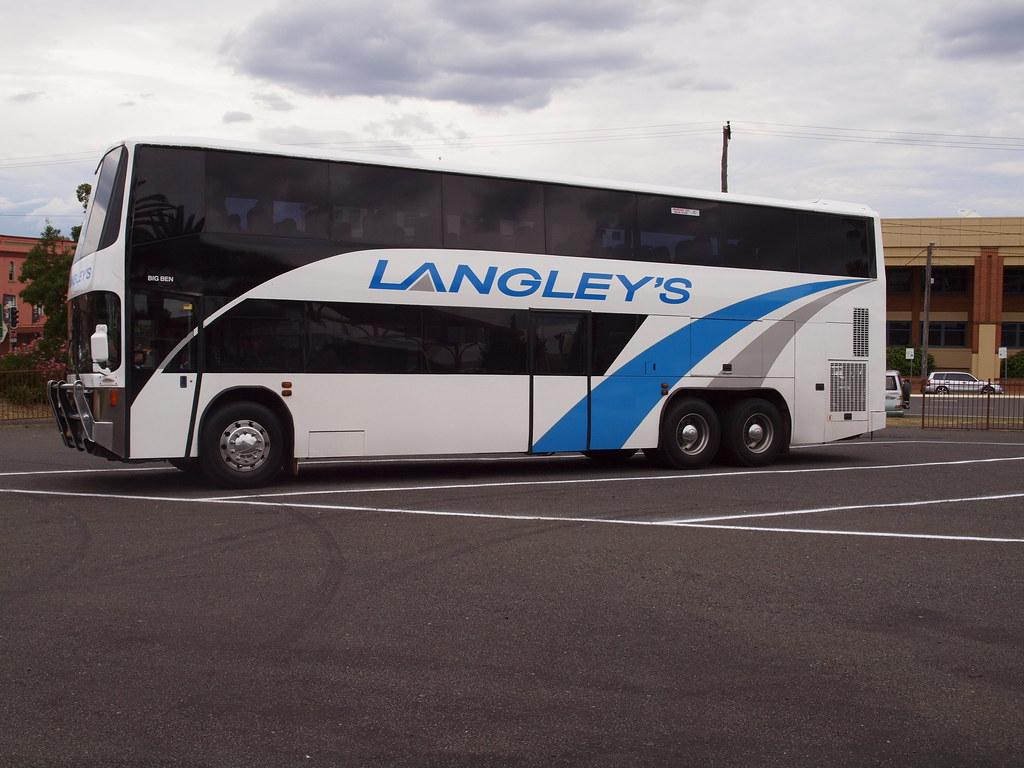 Denning double decker for sale - A Better Pic Of Langley S Denning Landseer Decker