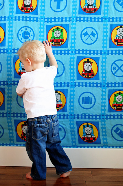 Choo! Choo! Braden is 2!
