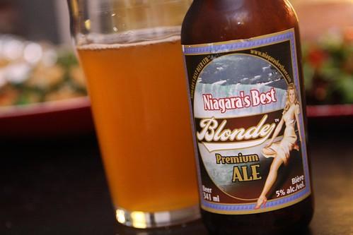 Niagara's Best Premium Blonde Ale