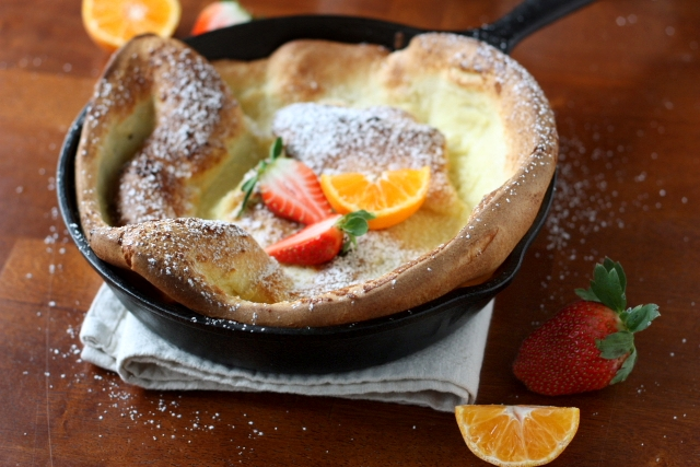 Marvelous Dutch Baby Oven Pancake Completely Delicious Interior Design Ideas Inamawefileorg