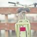 Lime Bicycle by JoyHey