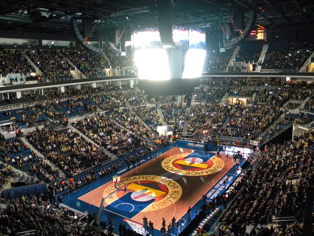 ISTANBUL - Fenerbahçe Ülker Sports Arena (13,000) - Page ...