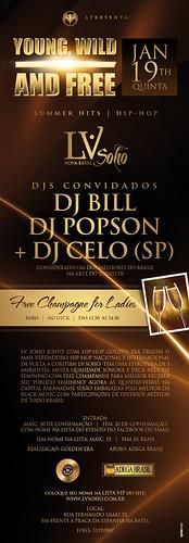 Flyer Golden Era by chambe.com.br