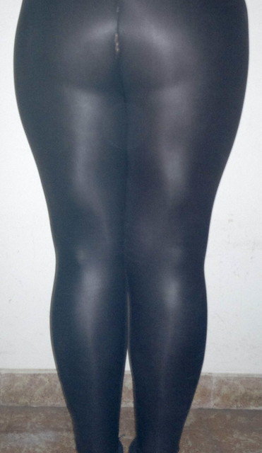 candid colorful spandex