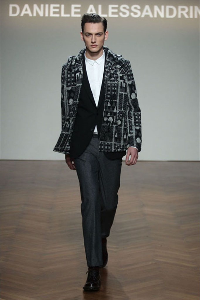 Jakob Hybholt3976_FW12 Milan Daniele Alessandrini(Homme Model)