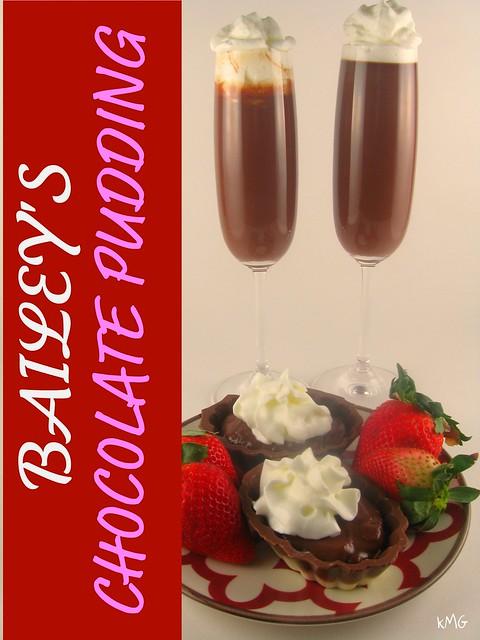 baileys pudding 1