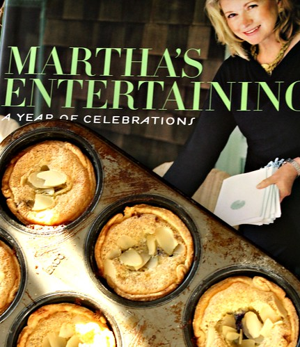 Martha Stewart's Blueberry Jam Tartlets